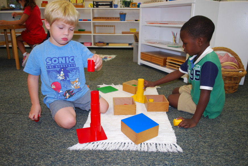 environment in a montessori school essay Free essay: research paper on montessori education {kierre davis}  an  environment that is developmentally appropriate for the children.