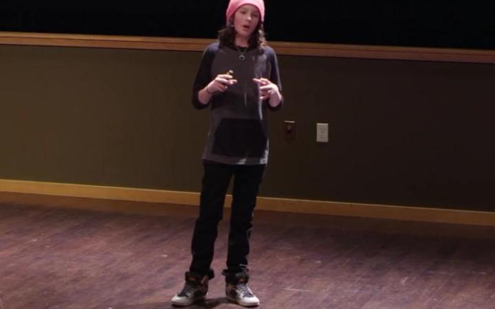 Logan Laplante 'hackschooling